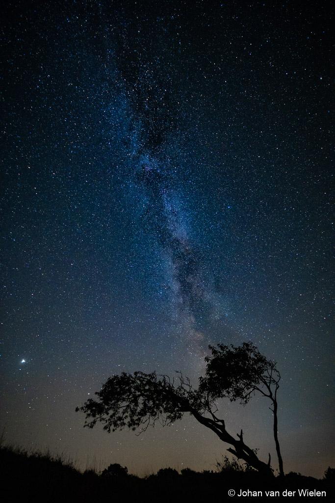 Een nacht op Schiermonnikoog
