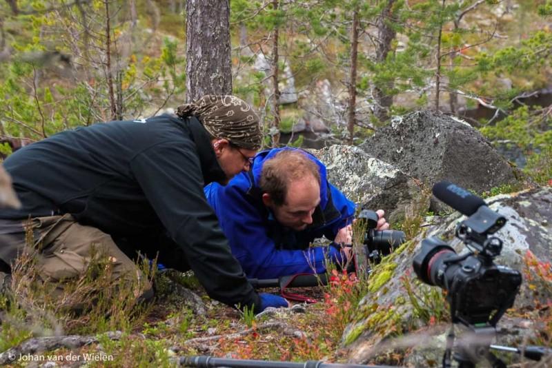 Persoonlijke begeleiding in de kloof van Julma Ölkky, Finland