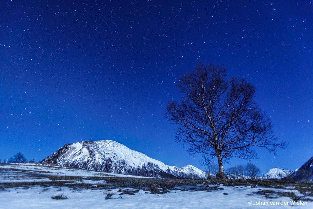 nachtfoto's zonder enige vorm van lichtvervuiling, daarvoor moet je helaas naar het buitenland. zou het niet fantastisch zijn?