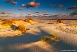 zonsopkomst op het Noorderstrand bij de embryonale duinen... misschien wel het mooiste moment tijdens de workshop!