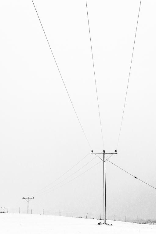 Serene omstandigheden met wit en lijnenspel, niet echt mijn type fotografie maar met een andere camera werd ook een andere fotograaf in mij wakker.