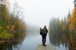 Natuurfotograaf is meer dan met een paar dure lenzen naar mooie plekken gaan...