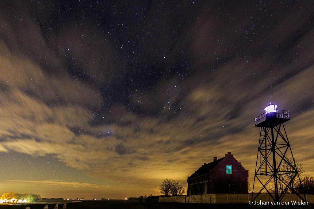 Het lijkt donker in Nederland tot het moment dat ik er een foto van maak...