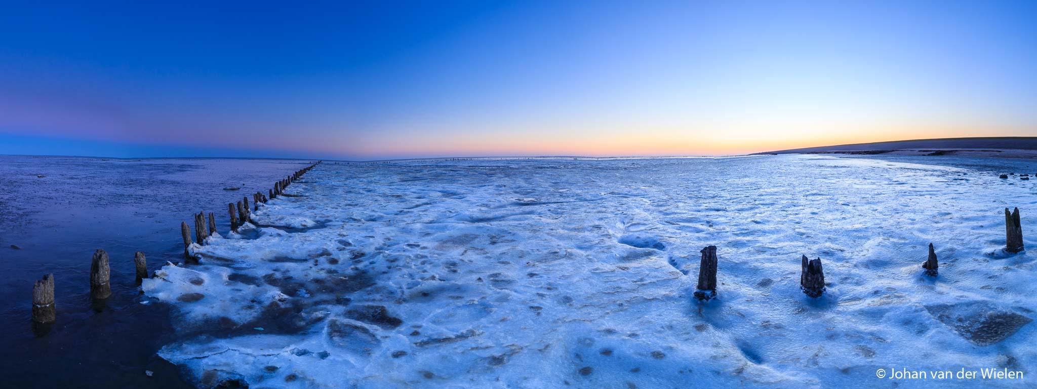 Het resultaat… een bijna 180 graden panorama.