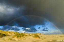 Het enige écht spectaculaire beeld wat ik heb gemaakt op Schiermonnikoog....