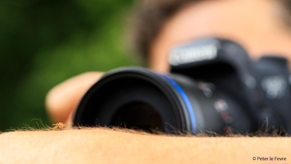 Hoe koelbloedig moet je zijn als natuurfotograaf…