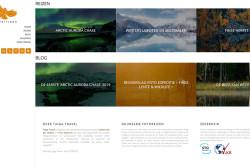 Taiga Travel website